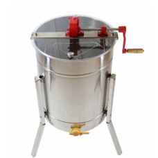 Large Capacity Two Frame Stainless Steel Honey Extractor